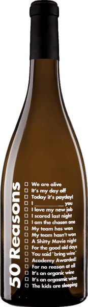 50 Reasons Sauvignon Blanc DO 2019 - Neleman