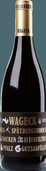 Goldberg Spätburgunder 2015 - Weingut Wageck von Weingut Wageck