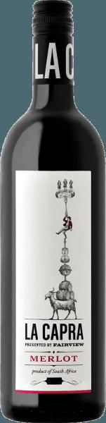 La Capra Merlot 2018 - Fairview Wines