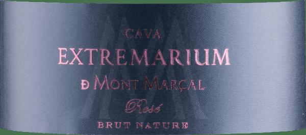 Cava Extremarium Rosado brut nature DO - Mont Marcal von Mont Marcal