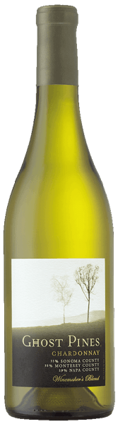 Chardonnay 2018 - Ghost Pines von Ghost Pines