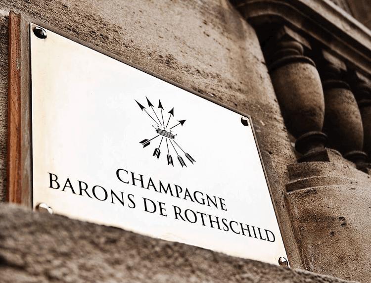 Champagne Baron de Rotschild