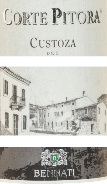 Corte Pitora Custoza DOC 2019 - Bennati von Casa Vinicola Bennati
