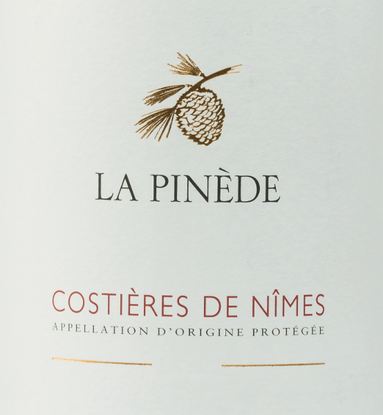 La Pinède Costières de Nîmes AOC 2017 - Picard Vins & Spiritueux von Picard Vins & Spiritueux