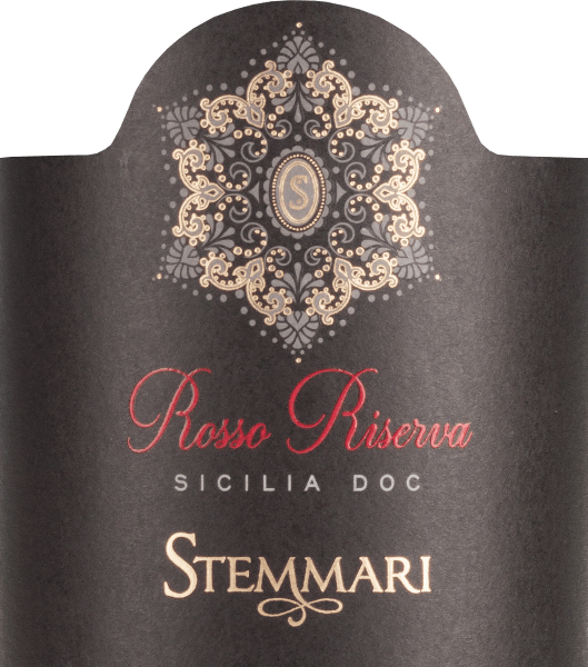 Rosso Riserva Sicilia DOC 2016 - Stemmari von Stemmari
