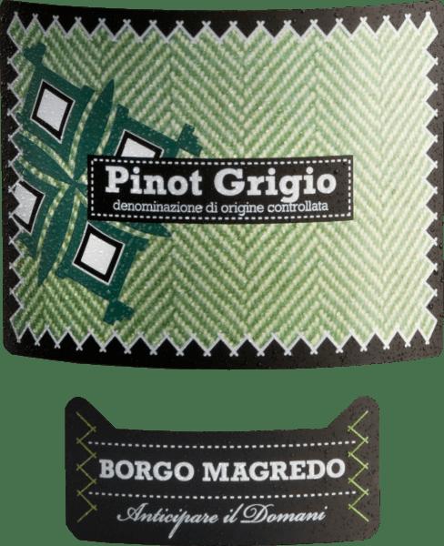 Pinot Grigio DOC 2019 - Borgo Magredo von Borgo Magredo