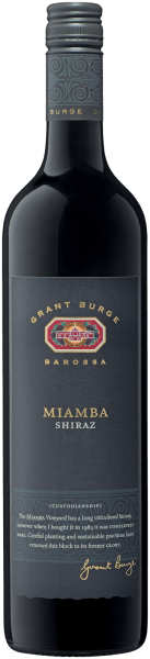 Shiraz Miamba Vineyard 2016 - Grant Burge