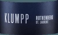 Vorschau: St. Laurent Rothenberg trocken 2018 - Klumpp