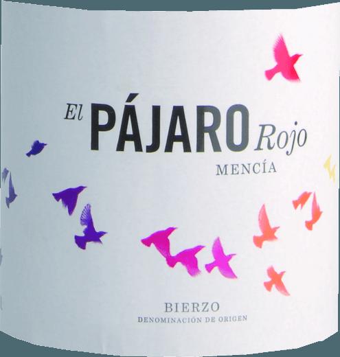 Pajáro Rojo 2018 - Finca Losada von Finca Losada