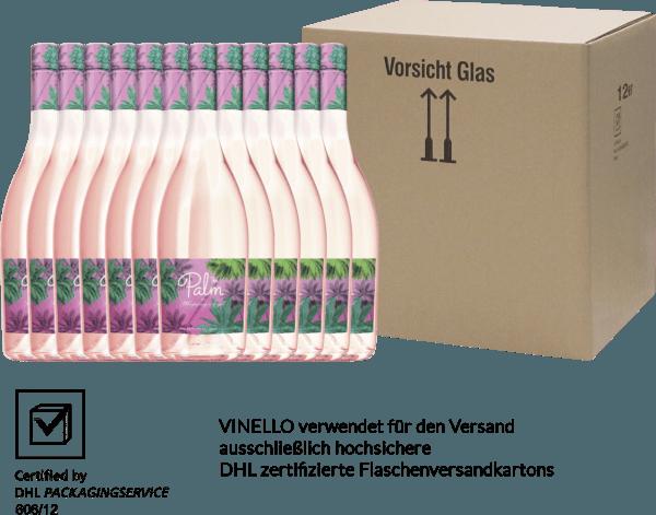 12er Vorteils-Weinpaket - The Palm Rosé by Whispering Angel 2019 - Château d'Esclans von Château d'Esclans