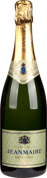 Jeanmaire Demi-Sec - Champagne Jeanmaire