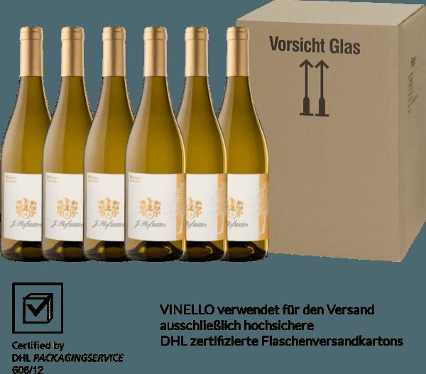 6er Vorteils-Weinpaket - Michei Sauvignon Blanc 2019 - J. Hofstätter von Tenuta J. Hofstätter