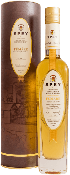 Spey Fumaré Single Malt Scotch Whisky 0,2 l - Speyside Distillery