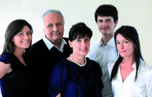 The Gaja family
