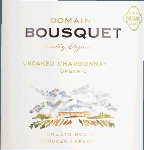 Chardonnay Tupungato 2019 - Domaine Bousquet von Domaine Bousquet