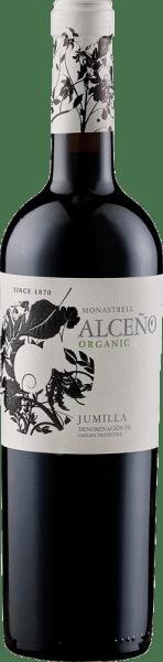 Der Alceño Organic DOP von Alceño erscheint im Glas in einem dichten Dunkelrot und entfaltet sein vielfaltiges Bouquet. Dieses besteht aus einem harmonischen Zusammenspiel der Aromen von getrockneten Früchten und dezenten Nuancen von Rauch und Minze. Diese spanische Cuvée aus den Rebsorten Syrah, Garnache und Monastrell ist ein perfekt ausbalancierter Wein mit Fülle und einer frischen Säure. Abgerundet wird dieser Wein durch Noten von Vanille, Holz und reifen Tanninen. Speiseempfehlung für den Alceño Organic DOP von Alceño Genießen Sie diesen trockenen Rotwein zu kräftigen Gerichten von Rind und Lamm. Auszeichnungen für den Alceño Organic DOP von Alceño Mundus Vini: Silber (Jahrgang 2015) International Wine Awards: Silber (Jahrgang 2015) Guia Penin: 88 Punkte (Jahrgang 2014) Guia Penin: 89 Punkte (Jahrgang 2013) Mundus Vini: Gold (Jahrgang 2013)