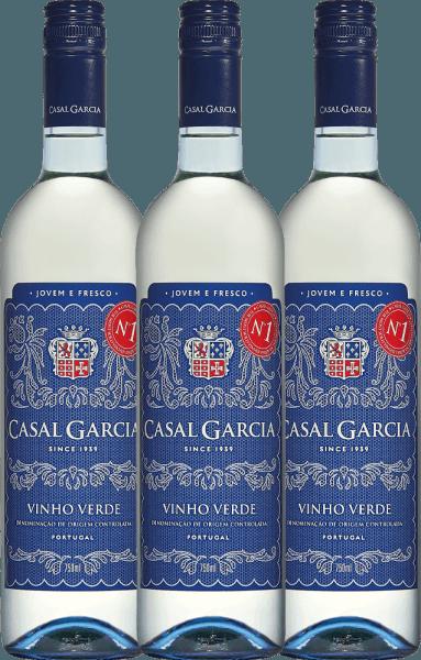 3er Vorteils-Weinpaket - Vinho Verde - Casal Garcia