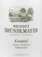 Vorschau: Grüner Veltliner Kamptal Terrassen 2019 - Bründlmayer
