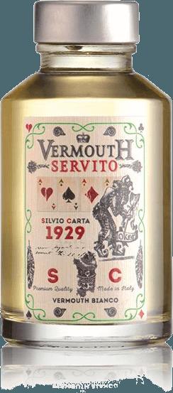 Vermouth Servito Bianco 0,1 l - Silvio Carta von Silvio Carta