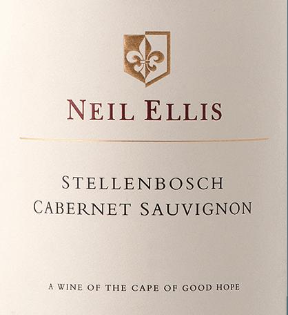 Cabernet Sauvignon Stellenbosch 2018 - Neil Ellis von Neil Ellis