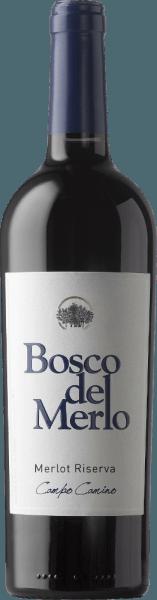 Campo Camino Merlot Riserva 2016 - Bosco del Merlo von Bosco del Merlo