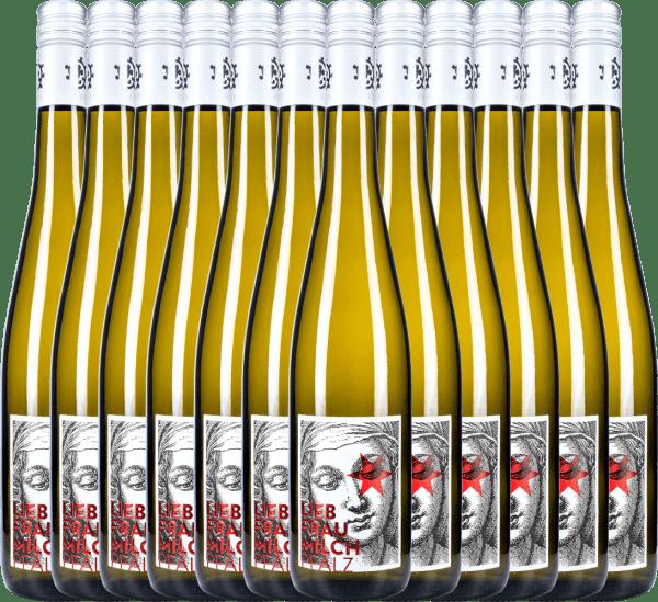 12er Vorteils-Weinpaket - Liebfraumilch 2020 - Weingut Hammel