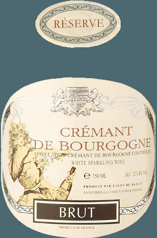 Der Crémant de Bourgogne Brut Réserve von Caves de Marsigny offenbart eine ausdrucksvolle, trockene Frucht mit einer lebhaften Perlage, einer liebenswerten Süffigkeit und einer eleganten Struktur. In ihm vereinen sich besonders elegant die besten Trauben des Burgunds.Das Aroma und die Finesse der Chardonnay-Trauben sowie die Frucht und der Saft der Pinot Noir-Trauben, werden durch die delikate Würze der Aligoté-Trauben abgerundet. Er ist ein festliches und feines Getränk. Dieser Premium-Schaumwein mit einer Spur Rosé ist eine deliziöse Alternative zu Champagner. Speiseempfehlung für den Crémant de Bourgogne Der Crémant de Bourgogne Brut Réserve von Caves de Marsigny eignet sich perfekt als Begleiter eines ganzen Menus oder als Aperitif zum genießen.