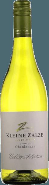 Chardonnay Unoaked Cellar Selection 2020 - Kleine Zalze