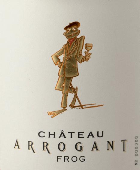 Château Arrogant Frog Blanc AOP 2019 - Arrogant Frog von Arrogant Frog