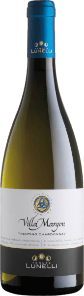 Villa Margon Chardonnay DOC 2018 - Lunelli von Azienda Agricola Lunelli