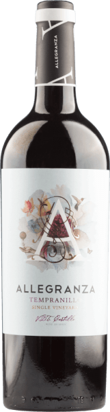 Allegranza Tempranillo 2019 - Hammeken Cellars