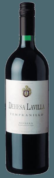 Dehesa Lavilla Tempranillo Navarra DO 2017 1,0 l - Bodegas Alconde