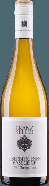 Oberbergener Bassgeige Weißburgunder 2018 - Weingut Franz Keller von Franz Keller