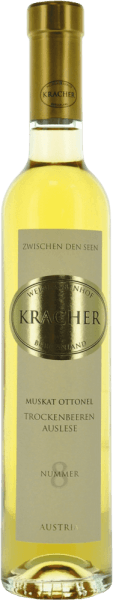 Zwischen den Seen No. 8 Muskat Ottonel Trockenbeerenauslese 0,375 l 2015 - Kracher