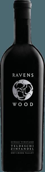 Teldeschi Zinfandel 2016 - Ravenswood von Ravenswood