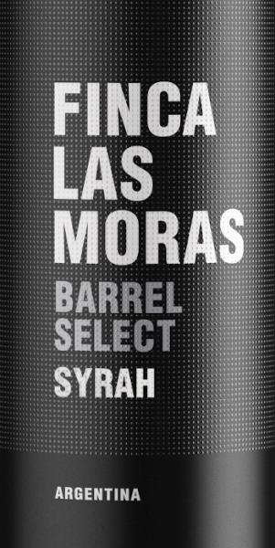 Barrel Select Syrah 2018 - Finca Las Moras von Finca Las Moras