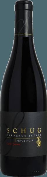 Pinot Noir Estate Grown 2016 - Schug Winery