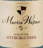 Vorschau: Schlatter Spätburgunder SW 2017 - Martin Waßmer