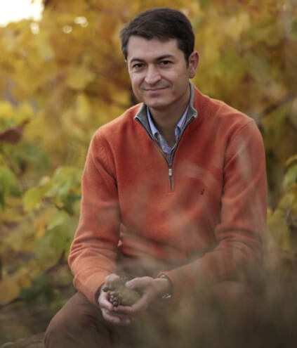 Rafael Vivanco Saenz - the Winemaker von Dinastia Vivanco