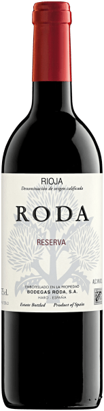 Roda Reserva DOCa 2016 - Bodegas Roda