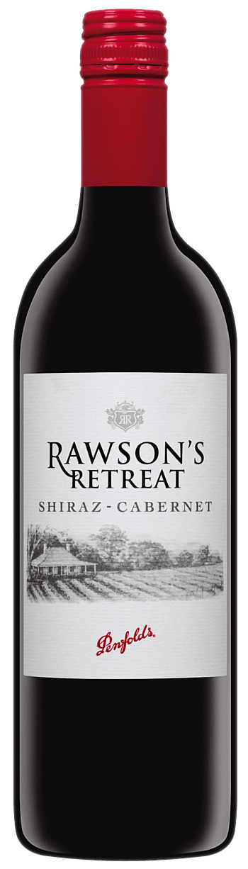 Rawson's Retreat Shiraz Cabernet 2012 - Penfolds