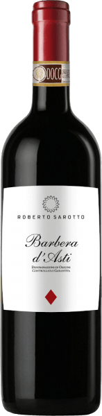 Barbera d'Asti DOCG 2019 - Roberto Sarotto