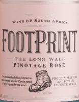 Vorschau: Footprint Pinotage Rosé 2020 - African Pride