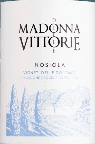 Nosiola 2018 - Madonna Delle Vittorie von Madonna Delle Vittorie