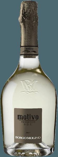 Prosecco Motivo Brut Vino Spumante Treviso DOC 2019 - Borgo Molino