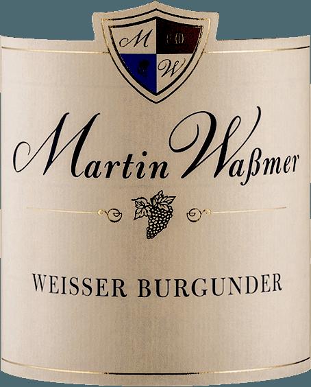 Weißburgunder trocken 2019 - Martin Waßmer von Martin Waßmer