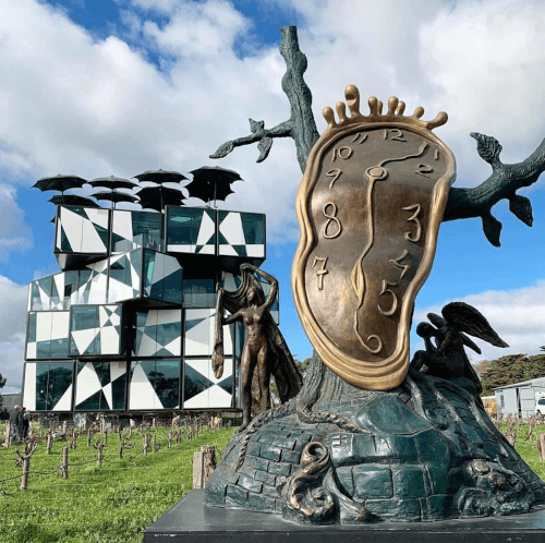 The d'Arenberg Cube at McLaren Vale