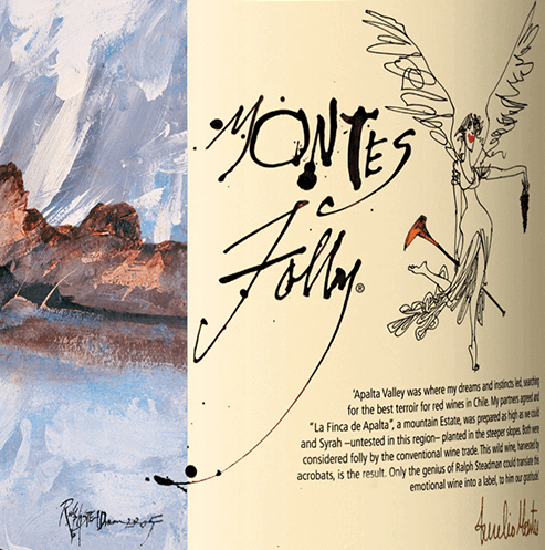 Montes Folly 2017 - Montes von Montes Chile