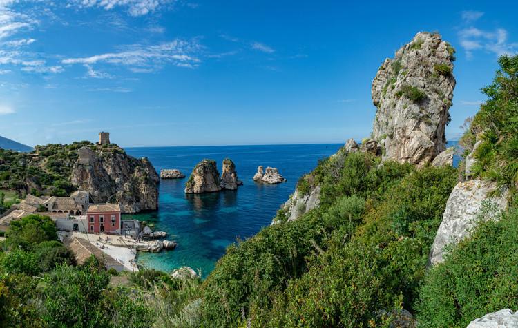 Sicilië-landschap