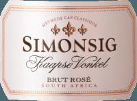 Vorschau: Kaapse Vonkel Brut Rosé Methode Cap Classique 2018 - Simonsig